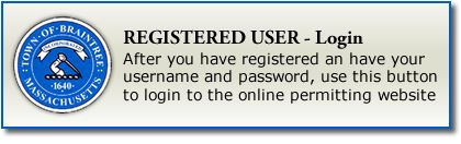 Registered User - Login