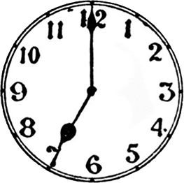 Clip Art of Clock